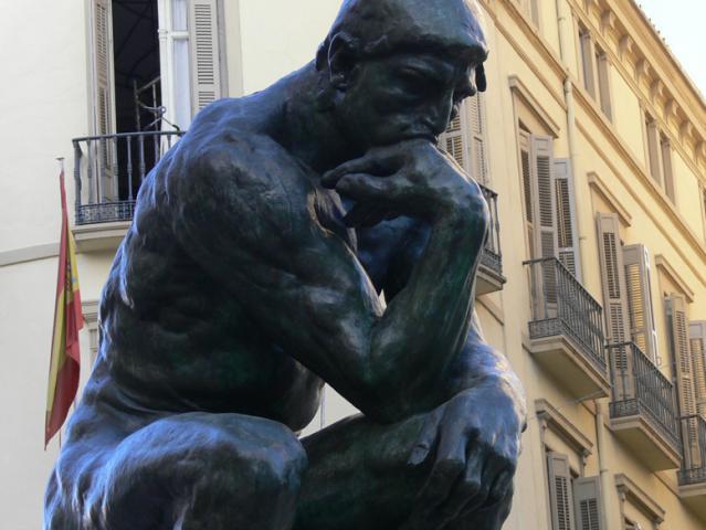 Rodin en Málaga