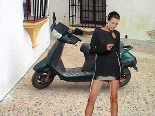 Nieves-moto