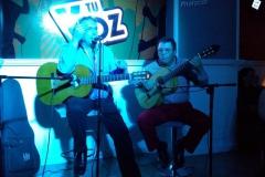 Actuación en Tu Voz 01