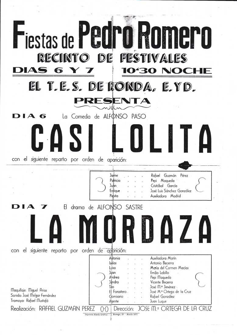 Cartel-Casi-Lolita-y-La-mordaza